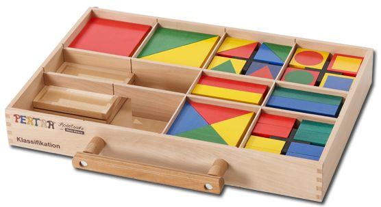 Пертра Игровой набор 2 Klassifikation (Упорядочение элементов)