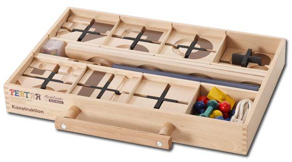 Пертра Игровой набор 1 Konstruktion (Пространство на плоскости)